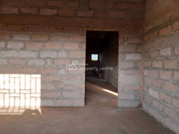 Uncompleted 3 Bedroom on Spacious Plot Located at Oyibi, Sasabi, Accra Metropolitan, Accra, Detached Bungalow for Sale
