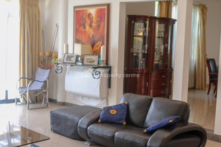 Beautiful  6bedrooms + Quarters House  Trasacco-east Legon, Trassacco Estate,east Legon, East Legon, Accra, Terraced Bungalow for Rent