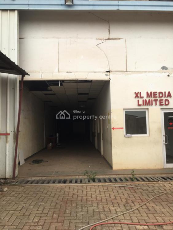 900sqm Warehouse with Offices, Spintex, Accra, Warehouse for Rent