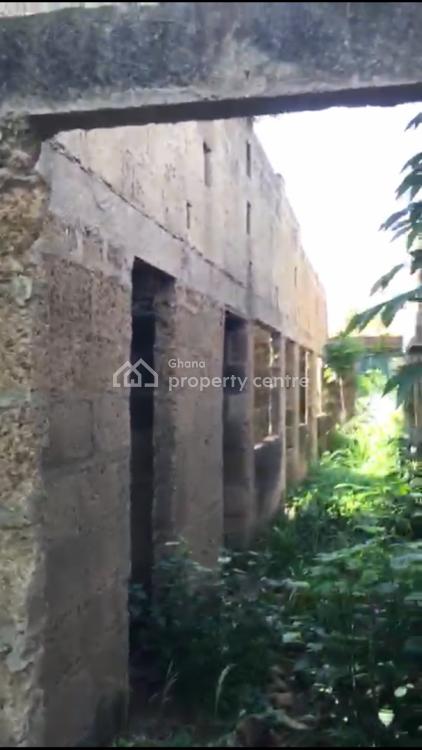 Uncompleted 6 Bedrooms, Opaikuma Liberian Camp Road, Awutu-senya, Central Region, Land for Sale