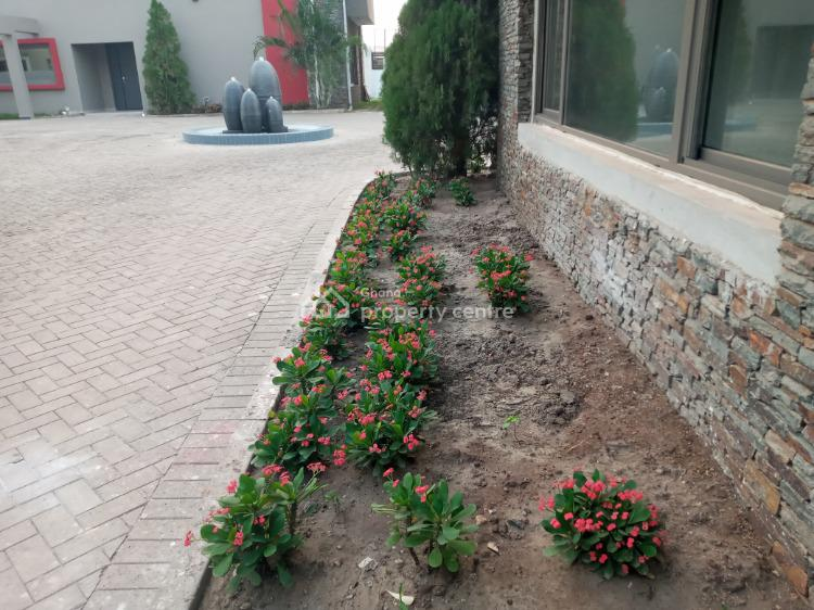 5 Bedroom Luxurious Townhouse House at a Prime Location, Tse Addo, Trade Fare, Chain Homes Street, East Airport, Airport Residential Area, Accra, House for Sale