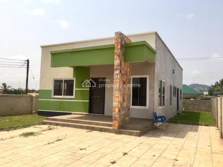 3 Bedroom House in Adenta, Eden - Ashongman, North Legon, Accra, Detached Bungalow for Sale