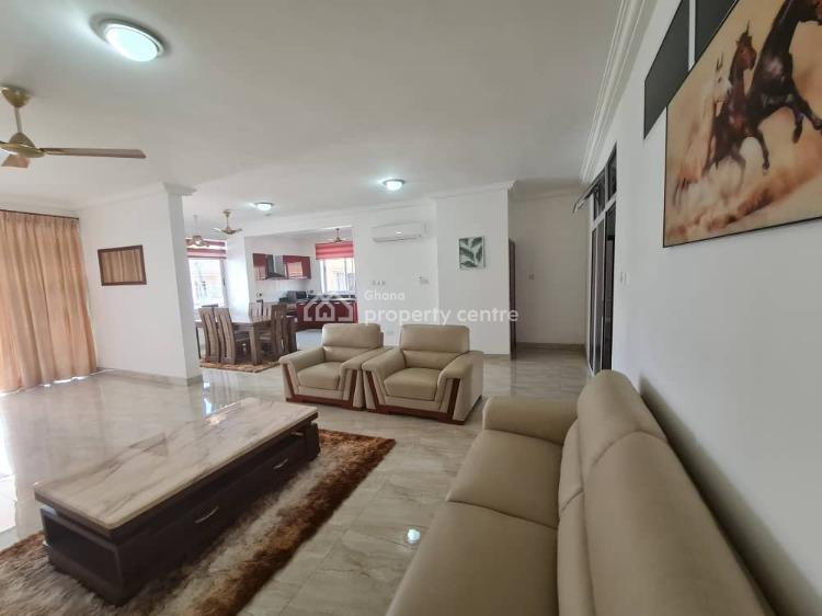 3 Bedroom Furnished Apartment, East Airport, East Airport, Airport Residential Area, Accra, Apartment for Rent