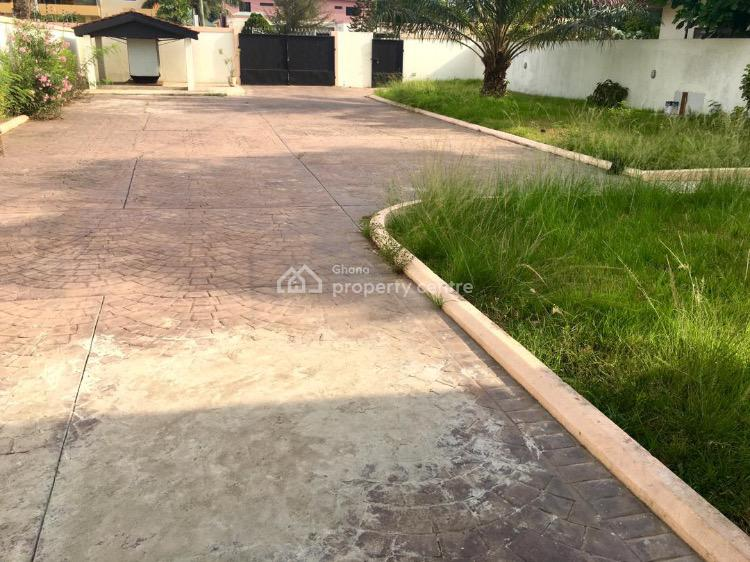 4 Bedroom House, West Airport, Airport Residential Area, Accra, House for Rent