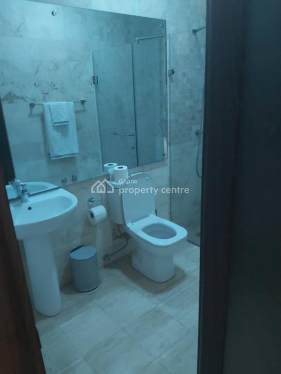 2 Bedroom Furnished Apartment, Airport Residential Area, Airport Residential Area, Accra, Flat for Rent