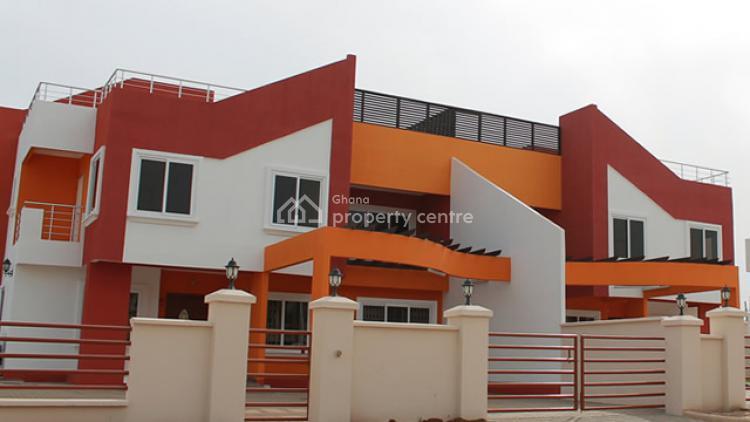 Beautiful 4 Bedroom Semi-detached House in Tema, Sakumono Tennis Club, Sakumono, Greater Accra Region, Ghana, Afienya, Tema, Accra, Semi-detached Bungalow for Sale