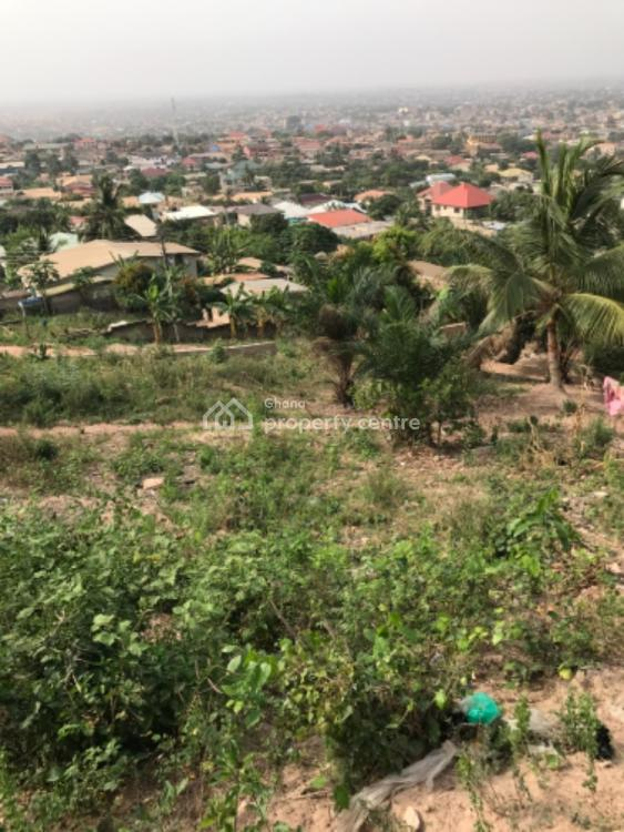 1 Plot of Land in a Serene Location, Awoshie-ablekuma, Uptown Street, Ga Central Municipal, Accra, Residential Land for Sale