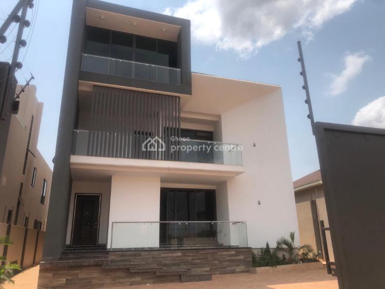 Ultra Modern 5 Bedroom House Now Selling, East Legon, East Legon, Accra, Terraced Duplex for Sale