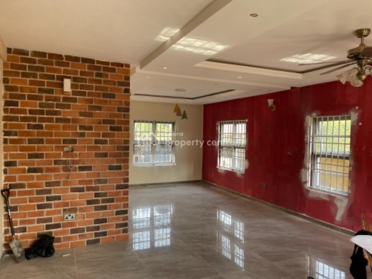 3 Bedroom Store House with One Bedroom Out House Now Selling at East L, East Legon, Accra, Terraced Bungalow for Sale