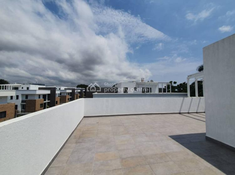 5 Bedroom Unfurnished Semi-detached Townhouse, North Ridge, Accra, Townhouse for Rent