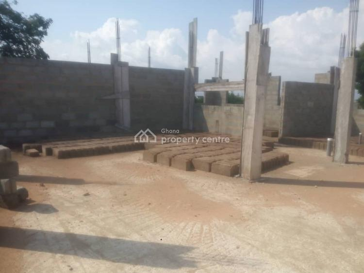 1 Plot on Foundation, Community24 Behind Legon Hills, Tema, Accra, Residential Land for Sale