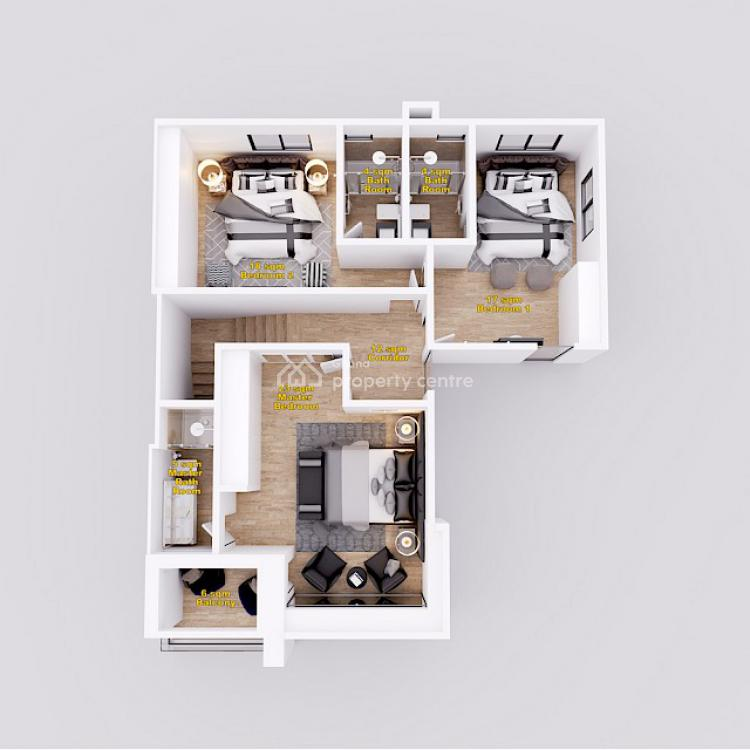 Elegant 4 Bedroom Detached House in Tema Community 20, Jasmine Rd, Community 20, Tema, Community 20, Tema, Accra, House for Sale