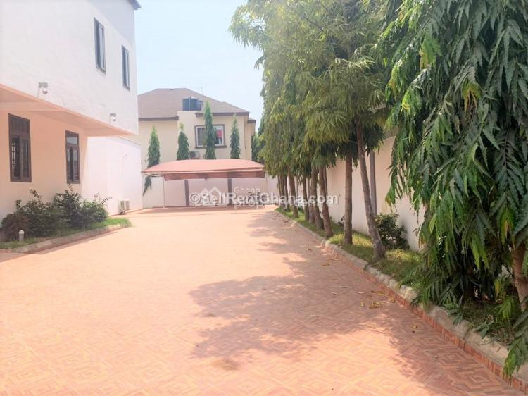 4 Bedroom House, Adjiringanor, East Legon, Accra, House for Rent