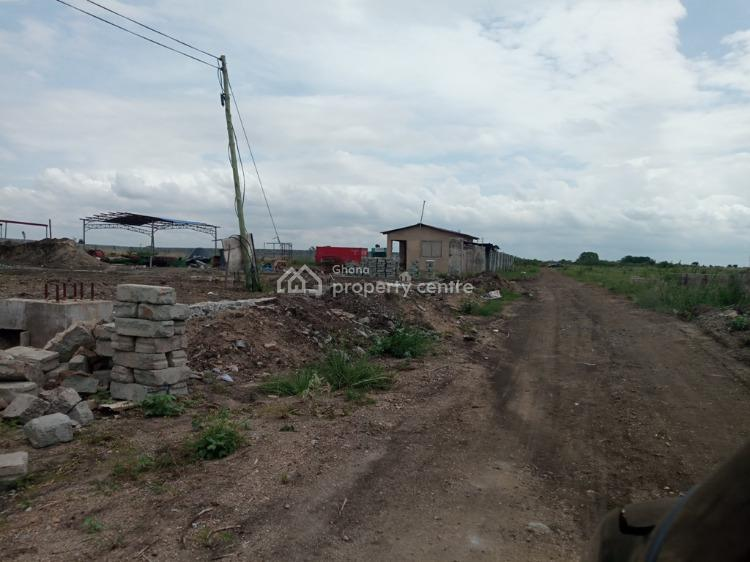 Well Layout Full Plots, Miotso, Ghana-man Soccer Academy, Ningo Prampram District, Accra, Residential Land for Sale