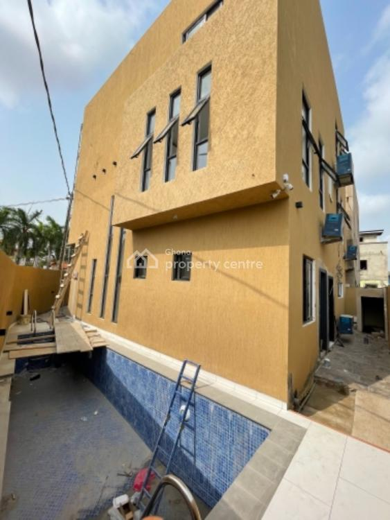 Ultra Modern 4 Bedroom House Now Selling, East Legon, East Legon, Accra, Detached Duplex for Sale