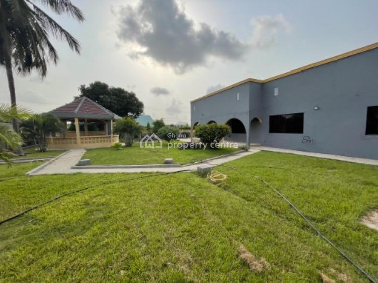 4 Bedroom House with 2 Bedroom Out House, East Legon, East Legon, Accra, Detached Duplex for Rent