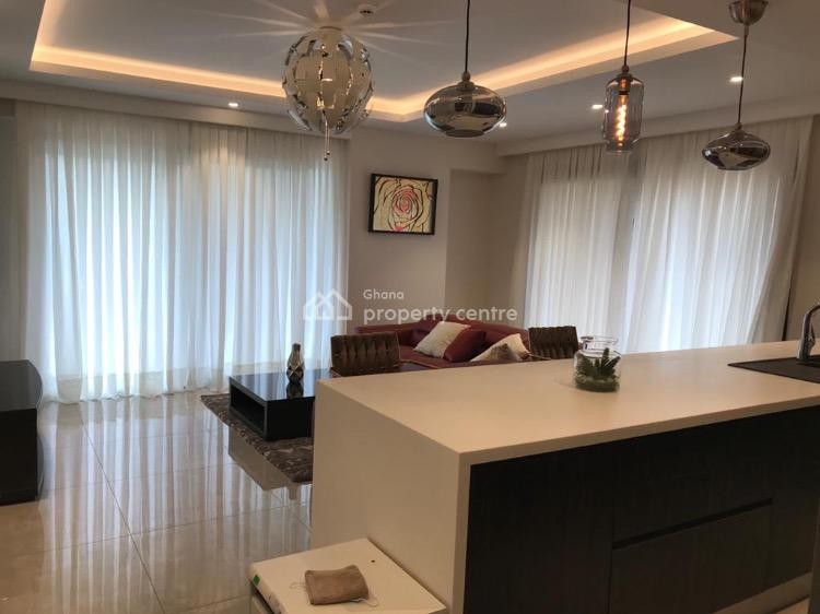 2 Bedroom Furnished Apartment, Airport Residential Area, Accra, Self Contained (single Rooms) for Rent