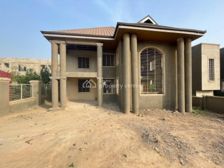 Uncompleted 3 Bedroom Store House Now Selling, East Legon Hills, East Legon, Accra, House for Sale