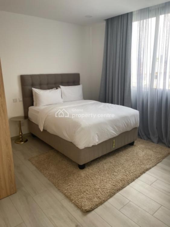 Furnished 2 Bedroom Apartment Now Letting, Airport, Airport Residential Area, Accra, Self Contained (single Rooms) for Rent