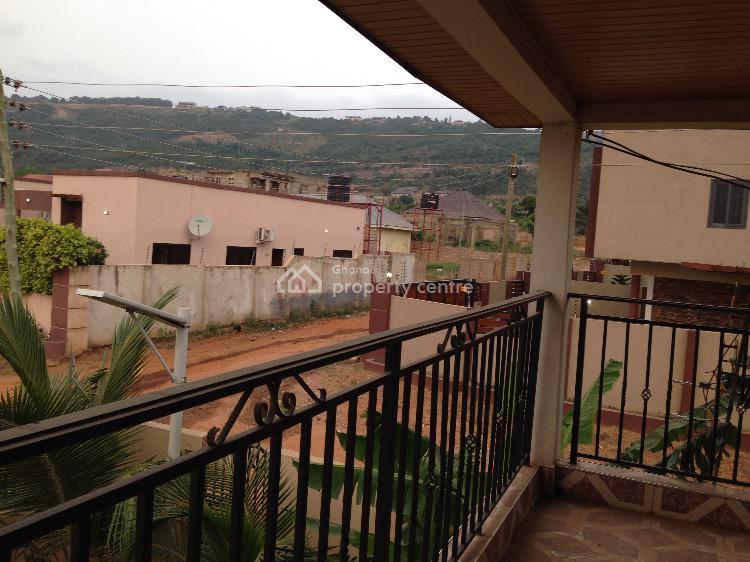 Furnished 4 Bedroom House . (self Compound) ., Ayi Mensah ., Aburi, Akuapim South Municipal, Eastern Region, Semi-detached Bungalow for Rent