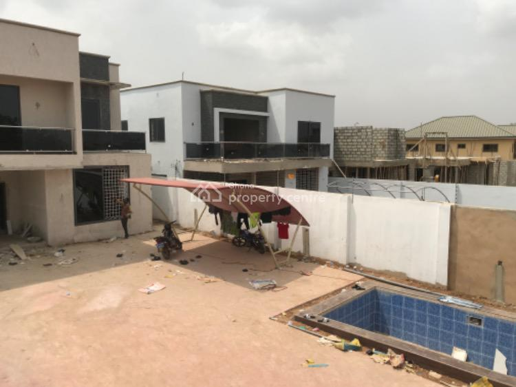 Luxury 4 Bedroom with Swimming Pool, Little Roses, Adenta Municipal, Accra, Detached Duplex for Sale