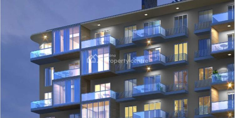 1 Bedroom Penthouse Apartment, Airport Residential, Airport Residential Area, Accra, Flat for Sale
