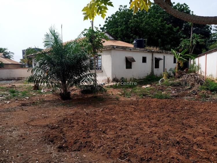 1 and Half Plots of Land at Osu, Tesano, Tesano, Accra, Mixed-use Land for Sale