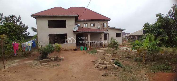 Luxury 8bedrooms, Tanoso ( Dominase) Behind Yaa Asantewaa Girls Shs, Kumasi Metropolitan, Ashanti, Townhouse for Sale