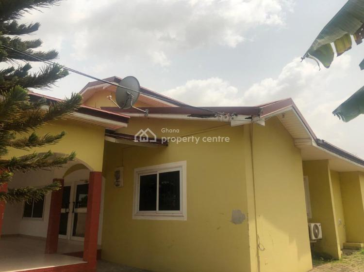 5bedroom House with a Shop, Oyarifa Near Special Ice Company, Adenta Municipal, Accra, Detached Bungalow for Sale
