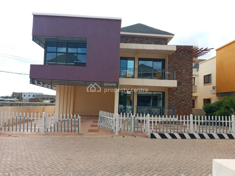 Luxury 4 Bedroom Townhouse By a Tarred Road Plot Titled Certificate, East Legon Hills, East Legon, Accra, House for Sale