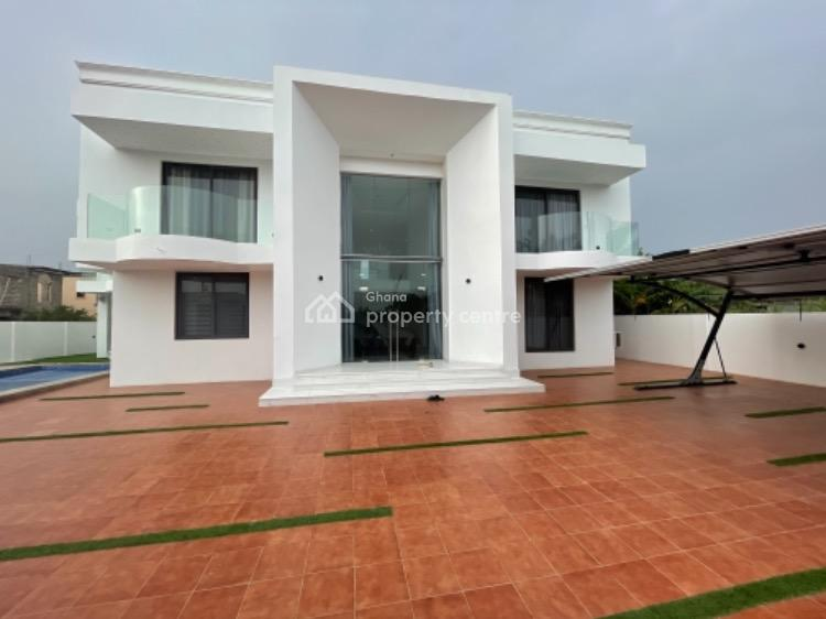 Furnished 4 Bedroom House with Swimming Pool, East Legon, Accra, Detached Duplex for Sale