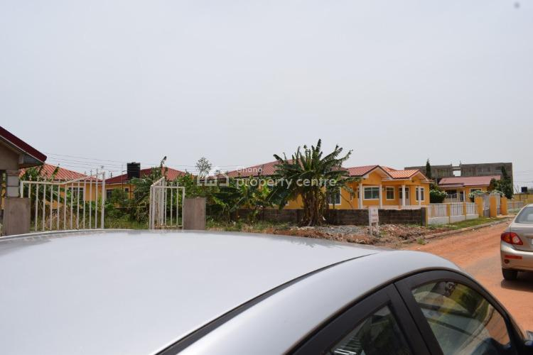 Spacious 3 Bedroom House, Kingsville, Savannah Estate, Dawhenya, Tema, Accra, Detached Bungalow for Sale