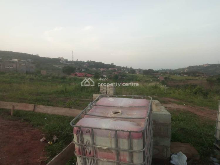 Registered 10 Plots, Around Comet Estates, Kwabenya Hills, Berekuso, Akuapim South Municipal, Eastern Region, Mixed-use Land for Sale