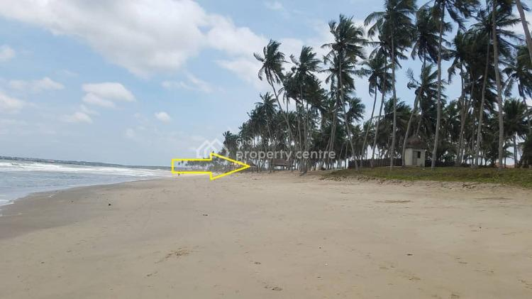 Registered 600 Acres Beach Front Land, Apam  Beach Front, Cape Coast Metropolitan, Central Region, Mixed-use Land for Sale