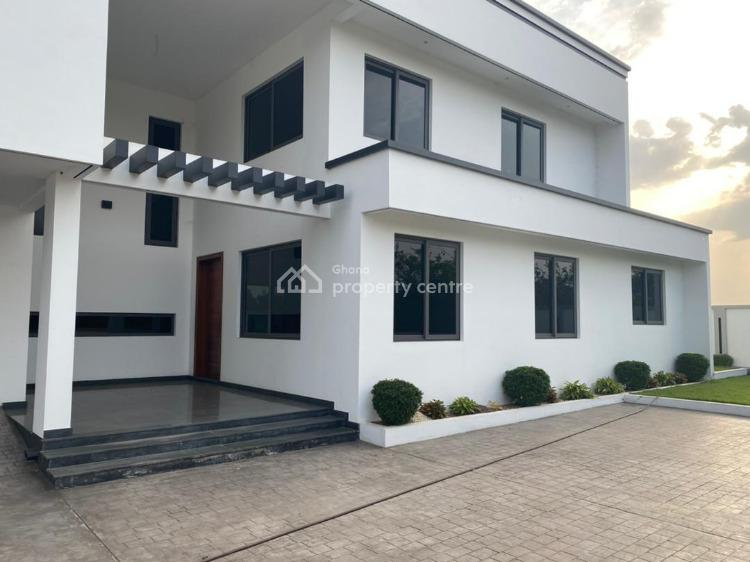 4bedrooms with 1 Bedroom Boys Quarters at Airport Hills, East Airport, Airport Residential Area, Accra, Terraced Bungalow for Rent