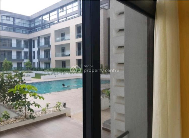Stunning Serviced Studio Apartment @ Cantonments, Fourth Circular Road, Embassy Gardens, Cantonments, Accra, Self Contained (single Rooms) for Rent
