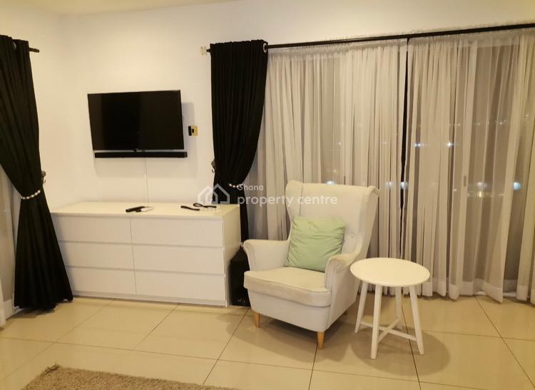 Chic Penthouse  with Incredible Views of The City, Boundary Road, The Gallery Apartments, East Legon, Accra, Self Contained (single Rooms) for Rent