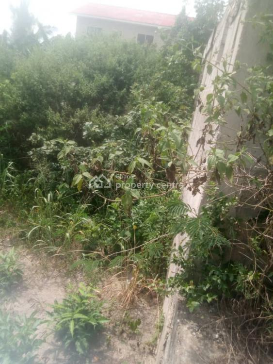 2 Plots of Land with Robust Foundation, Abura/asebu/kwamankese, Central Region, Residential Land for Sale