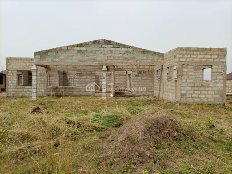 4 Bedroom Uncompleted Building, My Time Estate, Kpone Katamanso, Accra, House for Sale