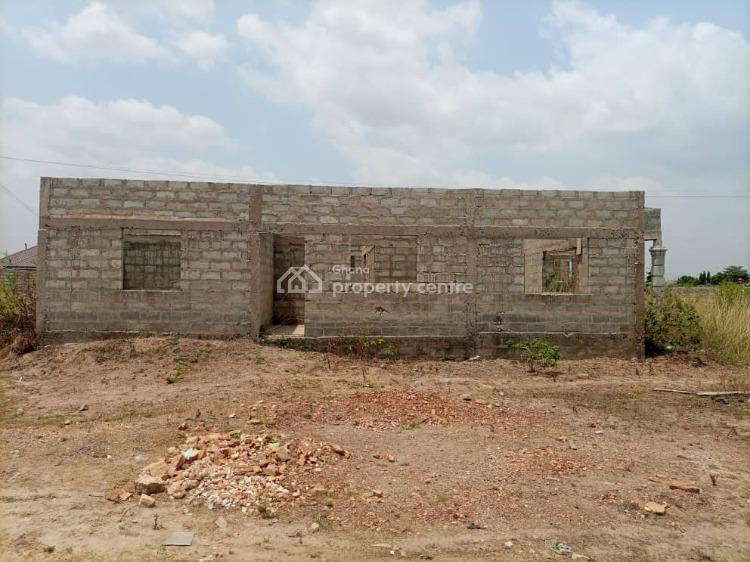 5 Bedroom Uncompleted Building, My Time Estate, Kpone Katamanso, Accra, House for Sale