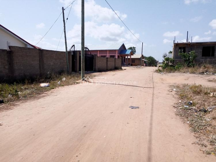 Fully 1 Plot of Land Size 100x80 at Kasoa., Kasoa, Agona East, Central Region, Residential Land for Sale