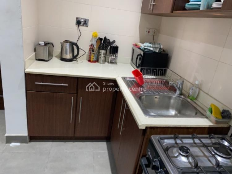 Spacious Studio Apartment with a Garden, Odwira Road (serendipity Apartments), Osu, Accra, Self Contained (single Rooms) for Rent