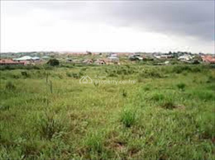 Now with Just Ghc 1,000 You Can Start Buying Registered Plots of Land, Old Barrier, Mallam Kasoa Road, Estate Company, Accra Metropolitan, Accra, Residential Land for Sale