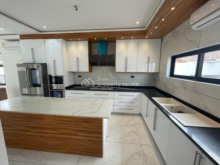 4 Bedrooms House, Adjringanor, East Legon, Accra, Detached Duplex for Sale