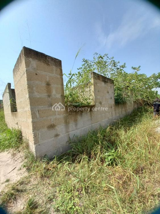 4 Bedrooms on 1 and Half Plot, Kenyasi Adwumam, Kumasi Metropolitan, Ashanti, Townhouse for Sale
