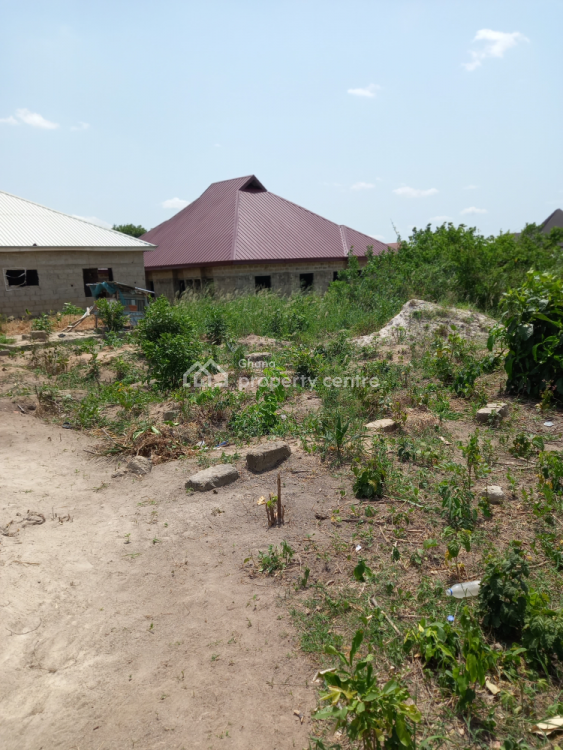 Plot, Kenyasi Adwumam, Kumasi Metropolitan, Ashanti, Residential Land for Sale