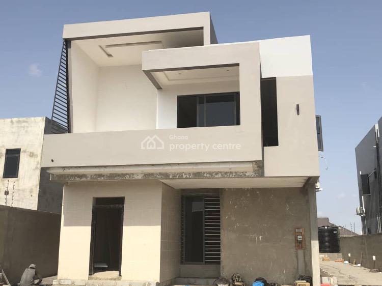 Upcoming 5 Bedroom House Located at Ashale Botwe, La Nkwantanang Madina Municipal, Accra, Detached Duplex for Sale