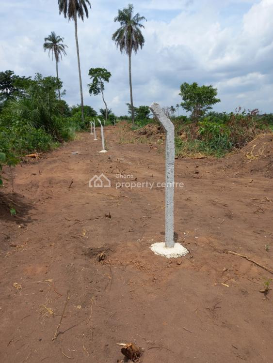 2 Plots, Asonomaso, Mampongteng Road, Kumasi Metropolitan, Ashanti, Residential Land for Sale