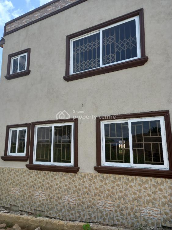 Luxury 4 Bedrooms and 2 Bedrooms, Kotwi Nkransa ( Santasi Road), Kumasi Metropolitan, Ashanti, House for Sale