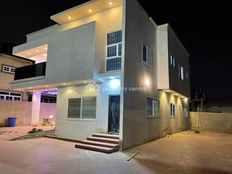 4 Bedrooms House, Ashongman Estate, Ga East Municipal, Accra, Detached Duplex for Sale